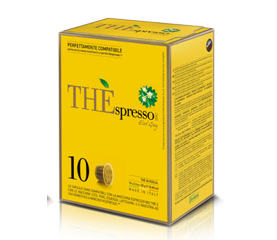 le the earl grey compatible nespresso