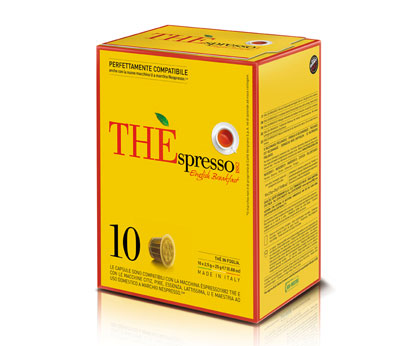 le the english breakfast compatible nespresso